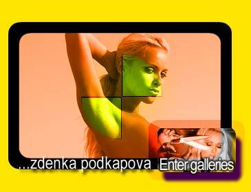 Clickable Image - Zdenka Podkapova
